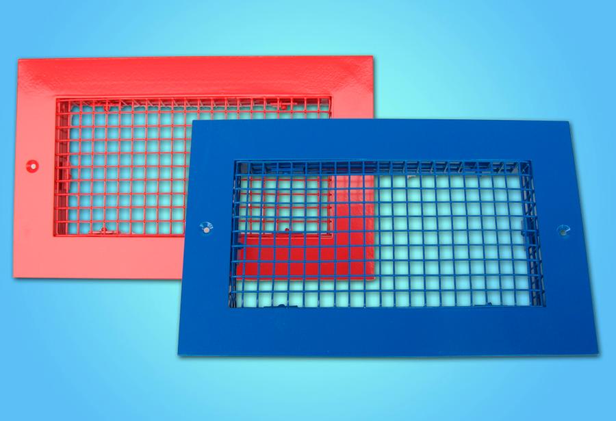 сетчатые вентиляционные решетки