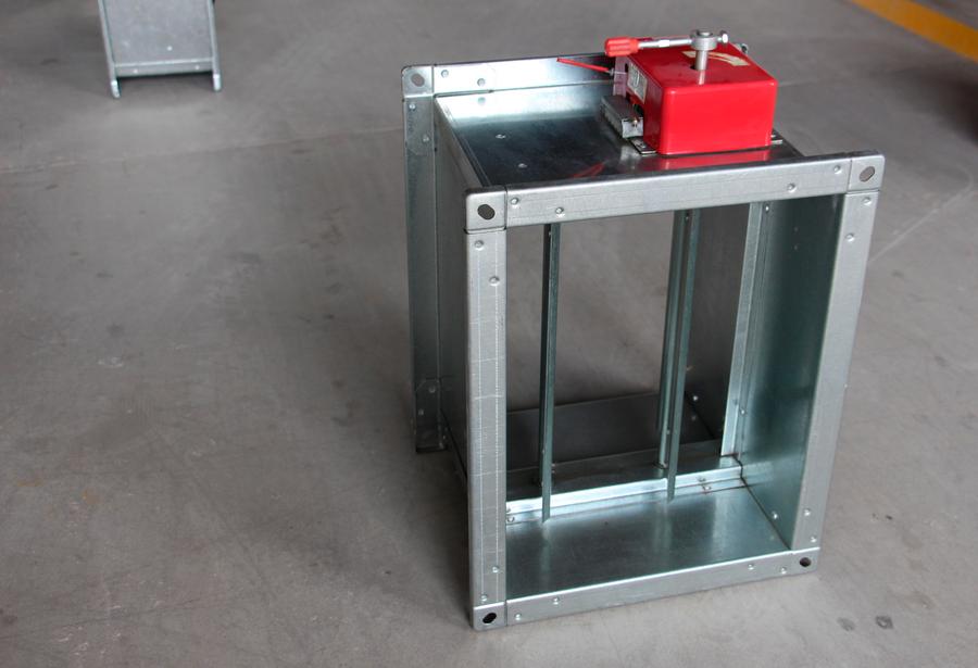 модуль управления клапаном дымоудаления и огнезащиты
