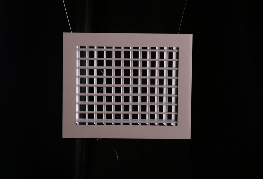 решетка вентиляции с жалюзи