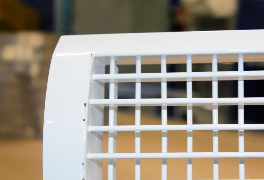 производство вентиляционных решеток из алюминия