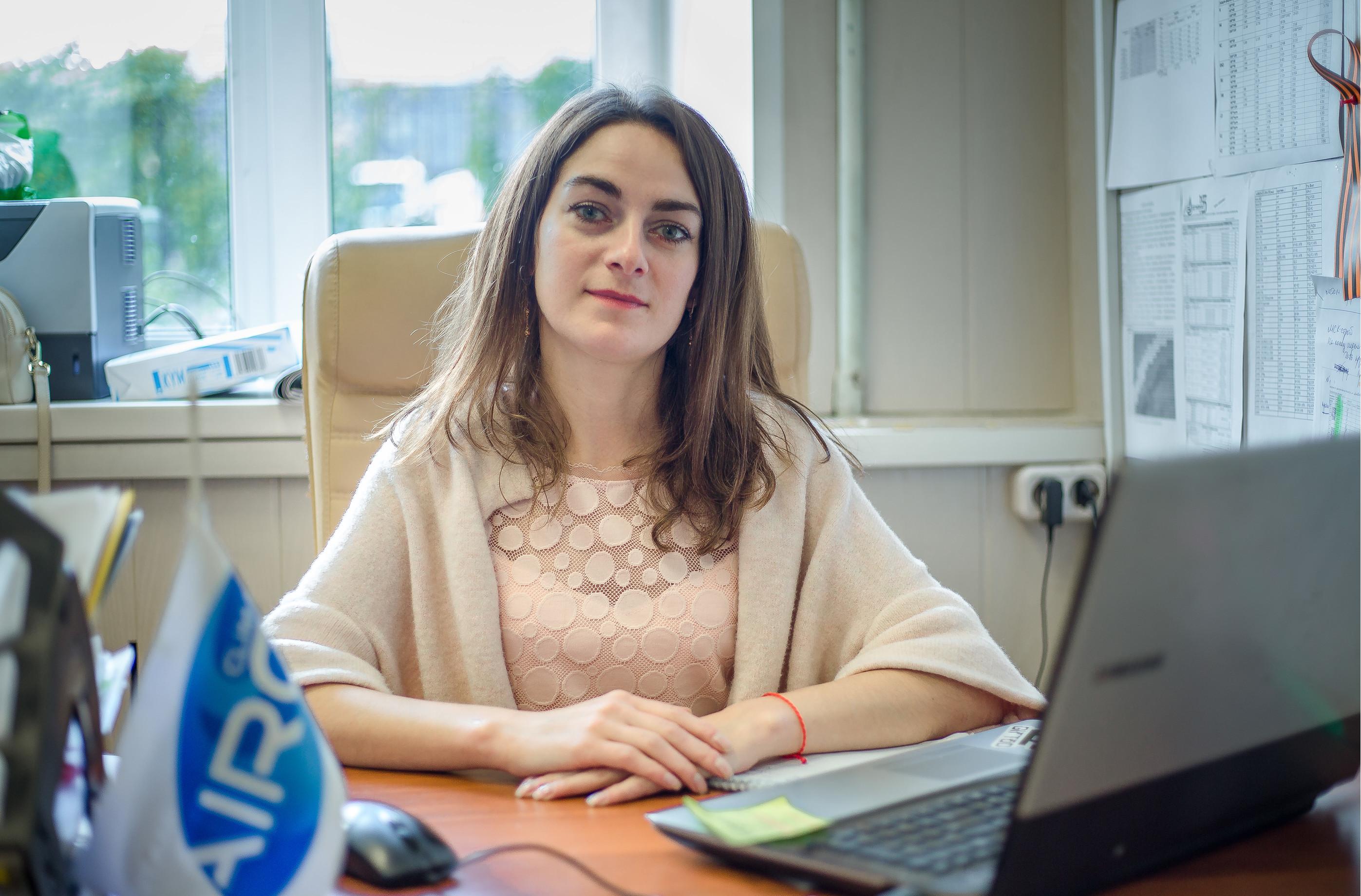 Панурина Марина Александровна