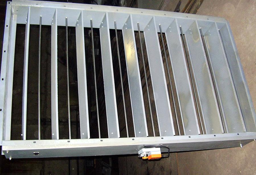 стеновой вентиляционный клапан