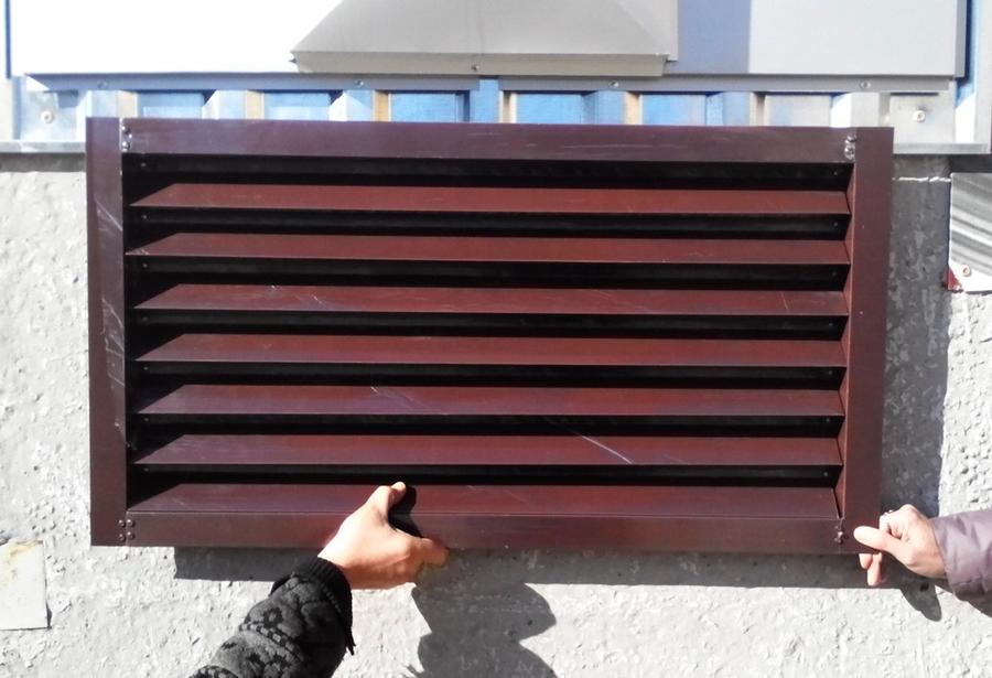 изготовление решеток вентиляции