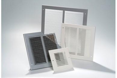 вентиляционные решетки внутренние регулируемые