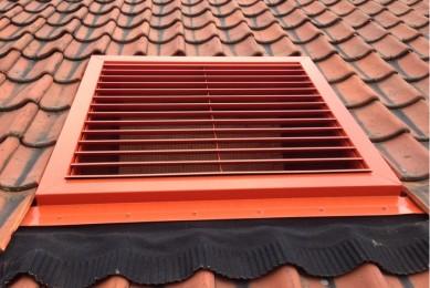 вентиляционные решетки для чердака
