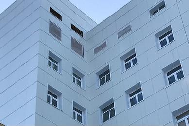 Фасадные решетки AIRO-CR
