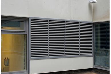 вентиляционные решетки фасадные купить