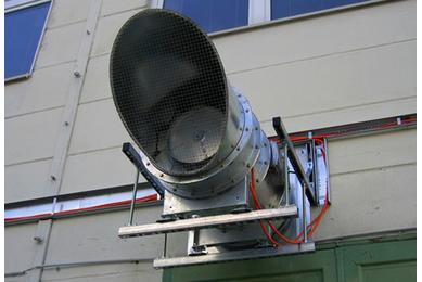 электропривод противопожарного клапана