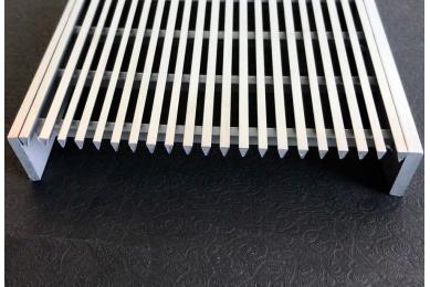 вентиляционные решетки из нержавеющей стали
