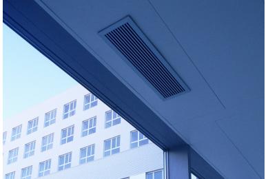 решетки естественной вентиляции