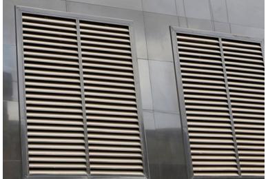 алюминиевые решетки для вентиляции