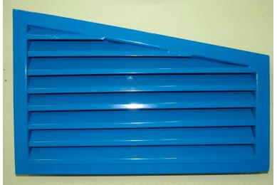 вентиляционные решетки из металла на заказ
