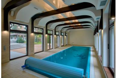 вентиляционные решетки для бассейна