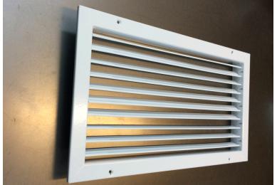 изготовление вентиляционных решеток на заказ москва