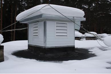 вентиляционные решетки для вытяжной вентиляции бассейна