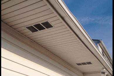фасадные вентиляционные решетки для сайдинга