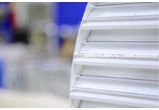 AIRO-N круглая вентиляционная решетка
