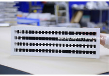 AIRO-LD1 линейный диффузор вентиляционные c клапаном