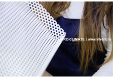 AIRO-PKA потолочная перфорированная вентиляционная панель алюминиевая