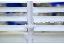 AIRO-RK(45) наружная вентиляционная решетка-клапан