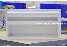 AIRO-SOUND(1) L=300 акустическая шумопоглощающая вентиляционная решетка