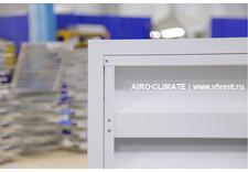 AIRO-SOUND(2) L=300 акустическая шумопоглощающая вентиляционная решетка