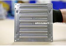 Тип Р150 штампованные щелевые регулируемые решетки