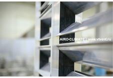 AIRO-AVK(A) клапан вентиляционный алюминиевый Arosio