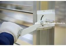 AIRO-AVK(P) клапан вентиляционный алюминиевый Prolam
