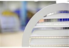 AIRO-IGC(V) круглая вентиляционная решетка