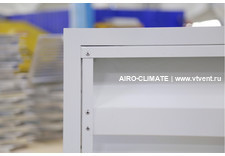 AIRO-SOUND(1) L=150 акустическая шумопоглощающая вентиляционная решетка