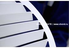 AIRO-IGC(P) круглая вентиляционная решетка