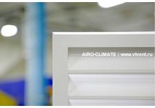 AIRO-ARN алюминиевая решетка наружная АРН