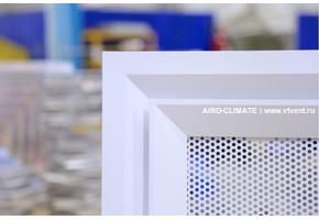 AIRO-4PER потолочная вентиляционная решетка перфорированная