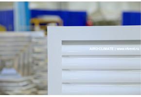 AIRO-NST наружная вентиляционная решетка