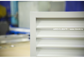 AIRO-NN30 наружная вентиляционная решетка