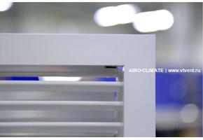 AIRO-R1 с КРВ (премиум) регулируемая вентиляционная решетка однорядная