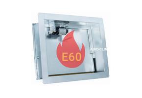 Клапан дымоудаления ЭМ (220) огнестойкость Е60