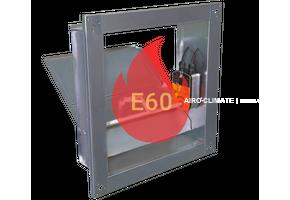 Клапан дымоудаления ВЕ (220) огнестойкость 60-Д(С)