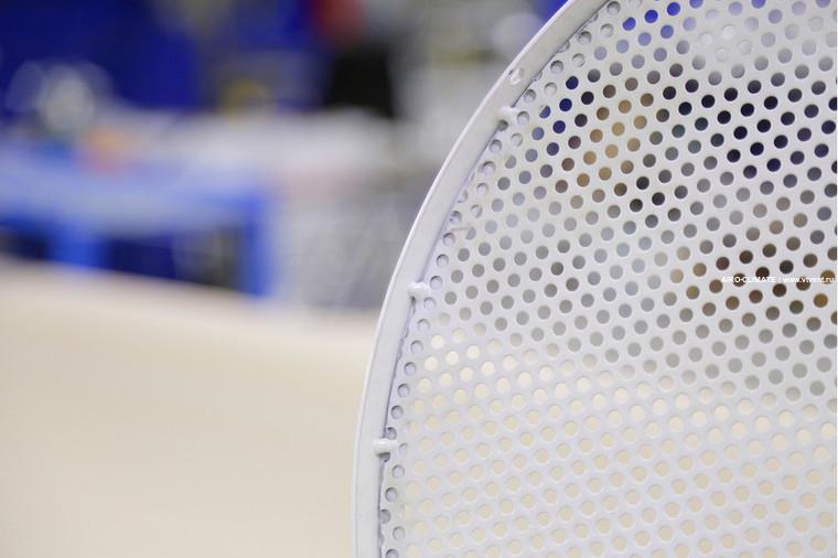AIRO-PE(T20) круглая вентиляционная решетка