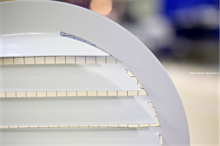 AIRO-IGC(N) круглая вентиляционная решетка