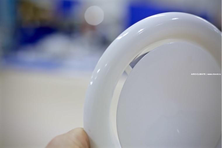 DVA вентиляционный анемостат универсальный пластиковый