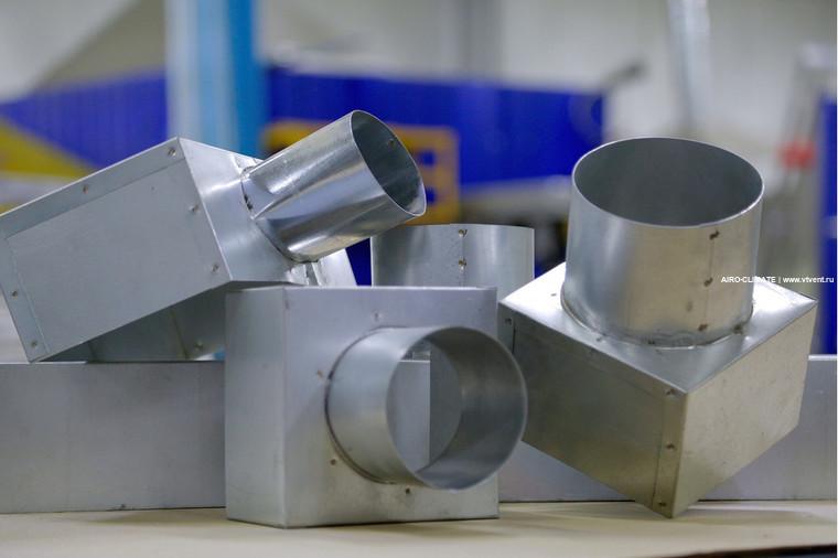 Адаптер для вентиляционной решетки